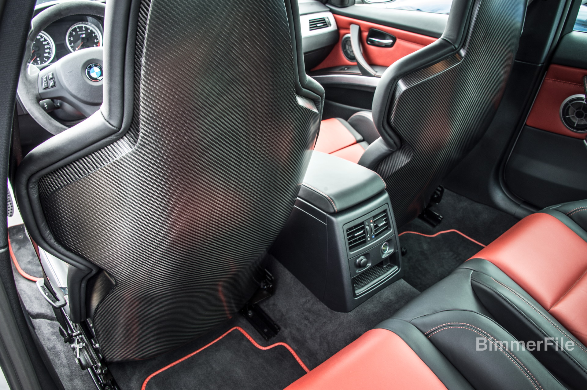 Confirmed Bmw M3 M4 To Have Optional Carbon Backed Seats Bimmerfile
