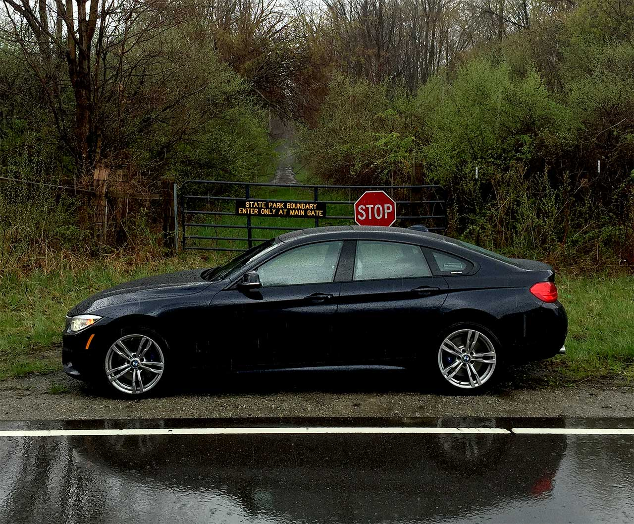 7 Facts After 1 200 Miles In The Bmw 428i Gran Coupe Bimmerfile