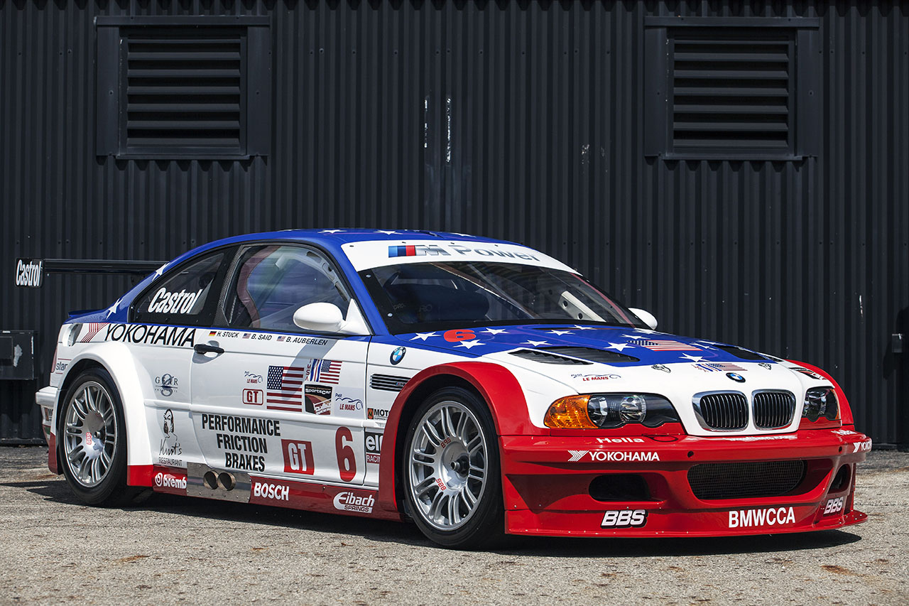 Bmw To Debut Refurbished E46 Bmw M3 Gtr Race And Road Cars At Legends Of The Autobahn Bimmerfile