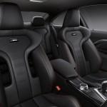 BMW M4 seats