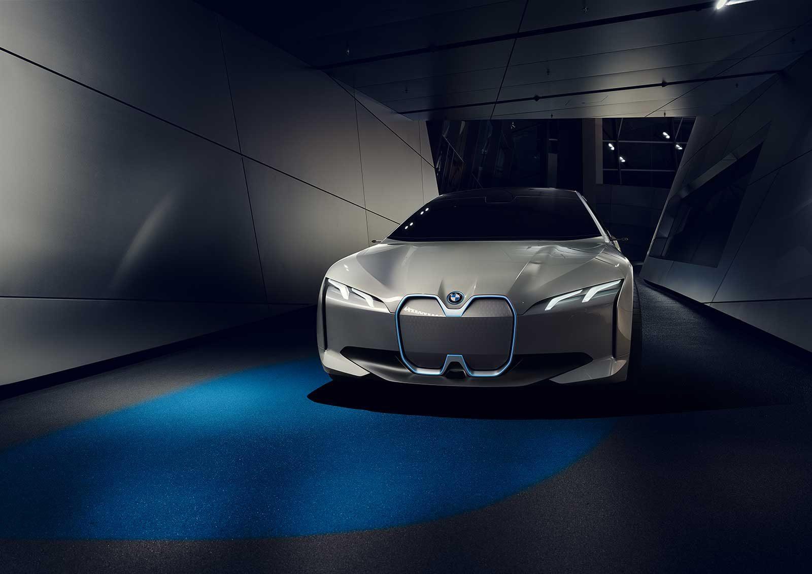 BMW i4 Geneva Motor show
