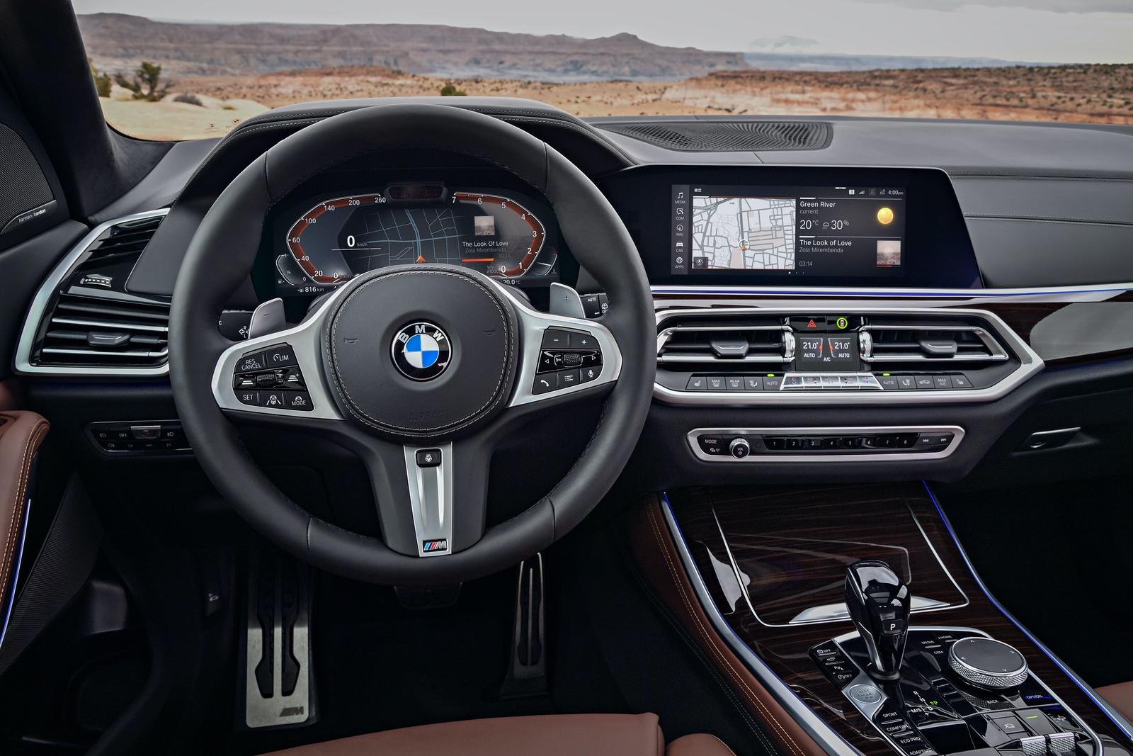 BMW X5 pricing
