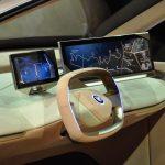 Huge iDrive Display