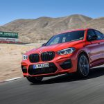 BMW X3M and X4M