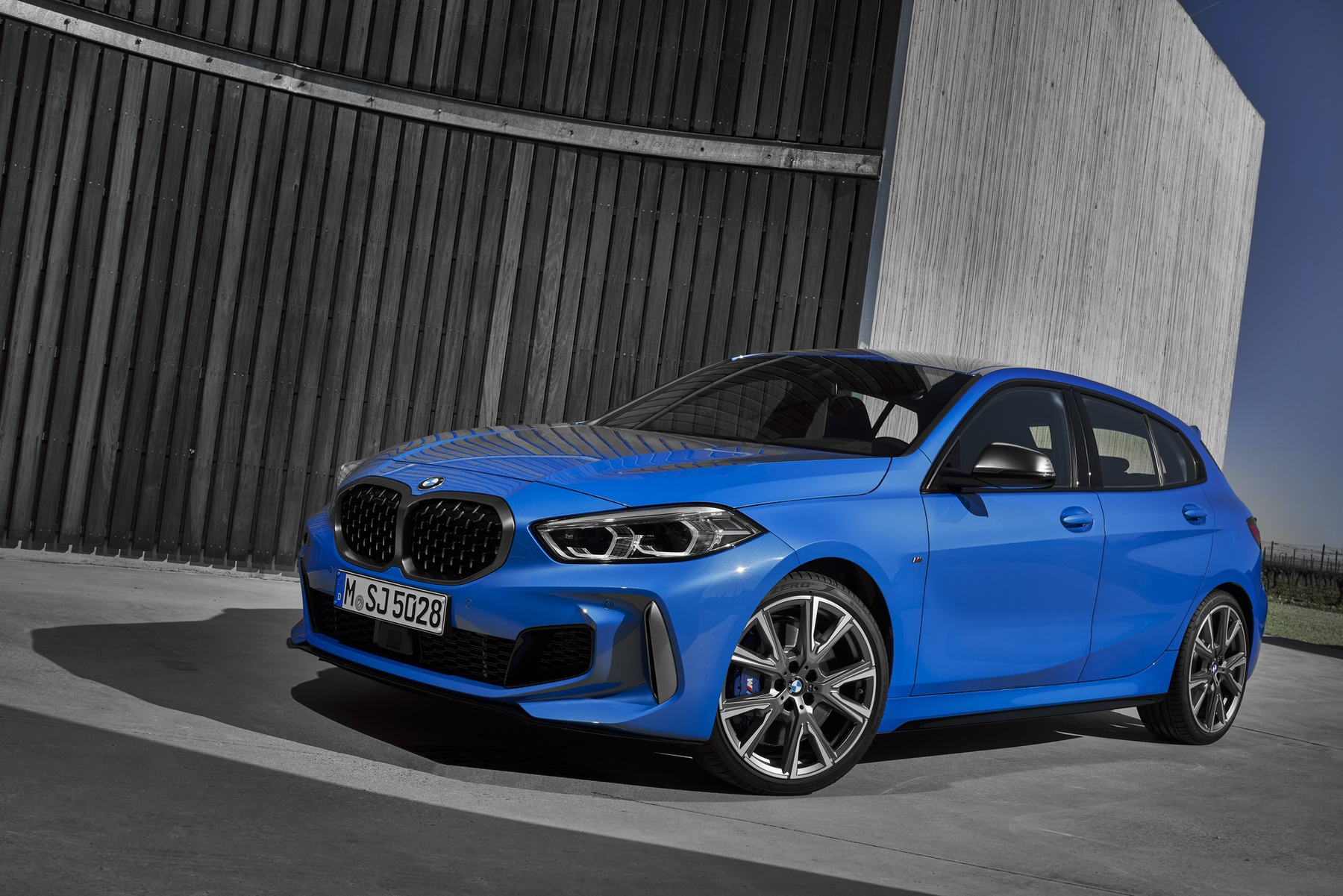 World Premier The All New 2020 Bmw 1 Series Bimmerfile