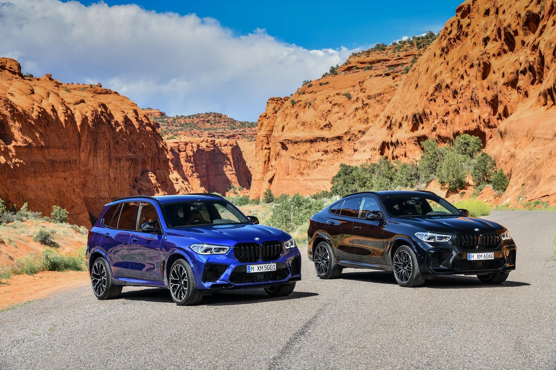 World Premier 2020 Bmw X5 M And X6 M Bimmerfile