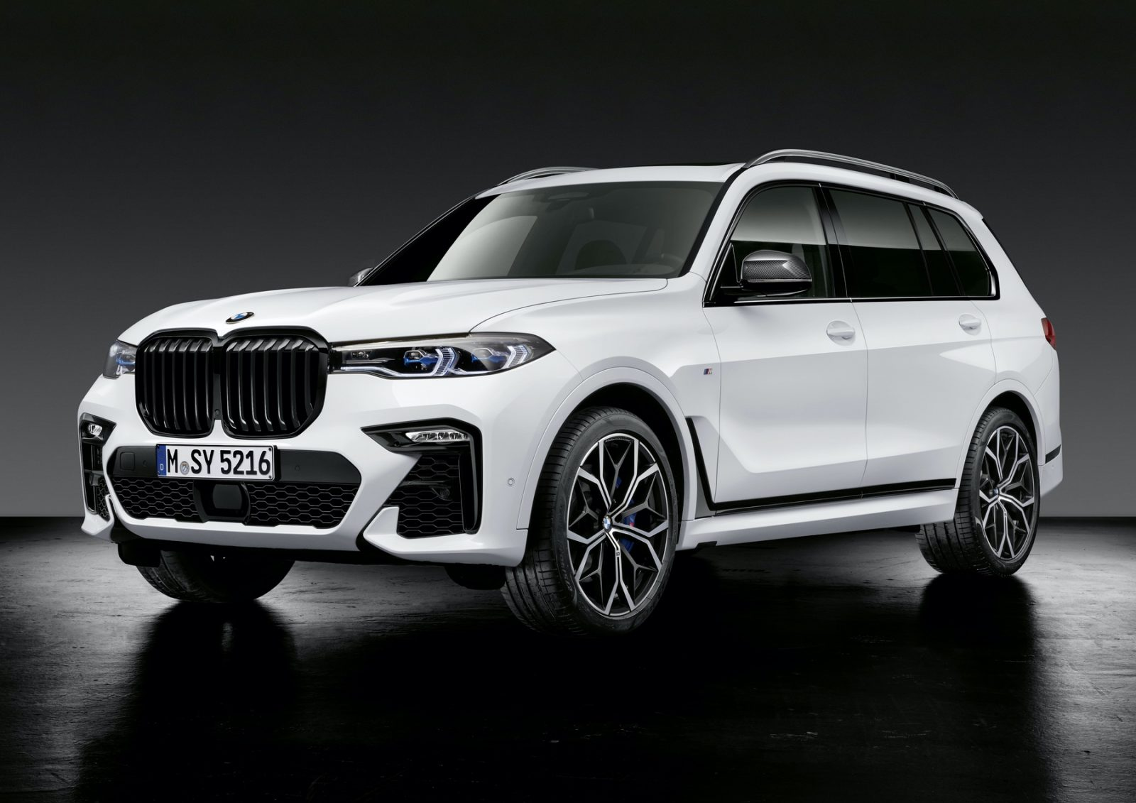 BMW 8 series BMW X7