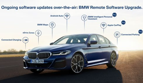 BMW software update