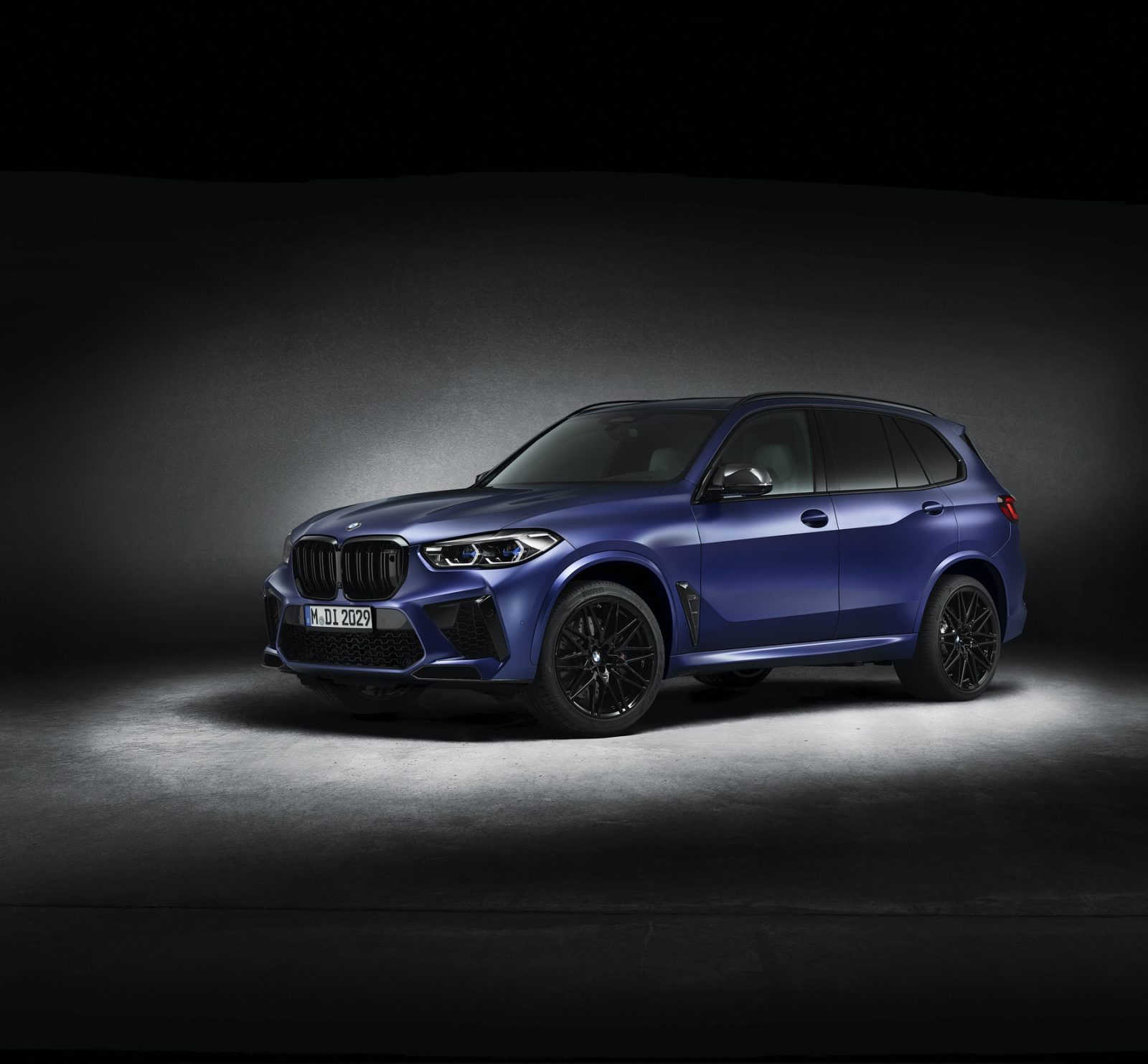 BMW X5M First Edition Model