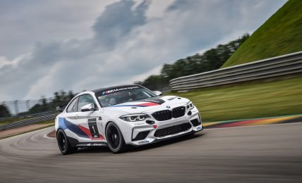 BMW M4 Gt4 experience
