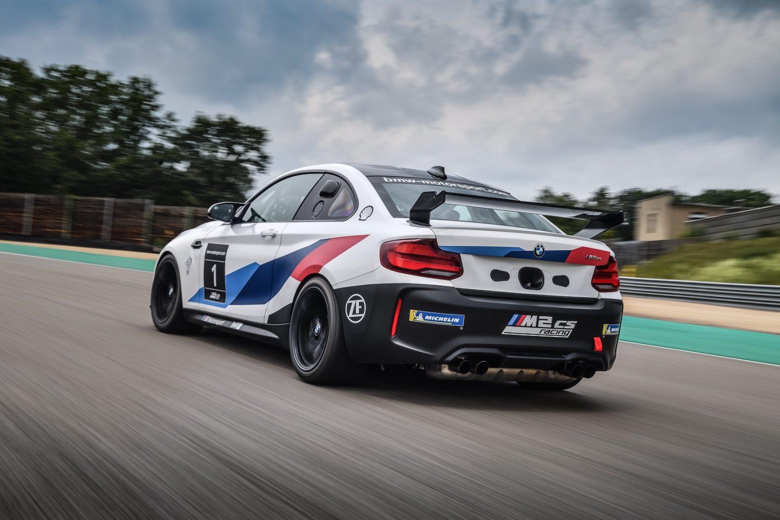 BMW M2 CS Cup