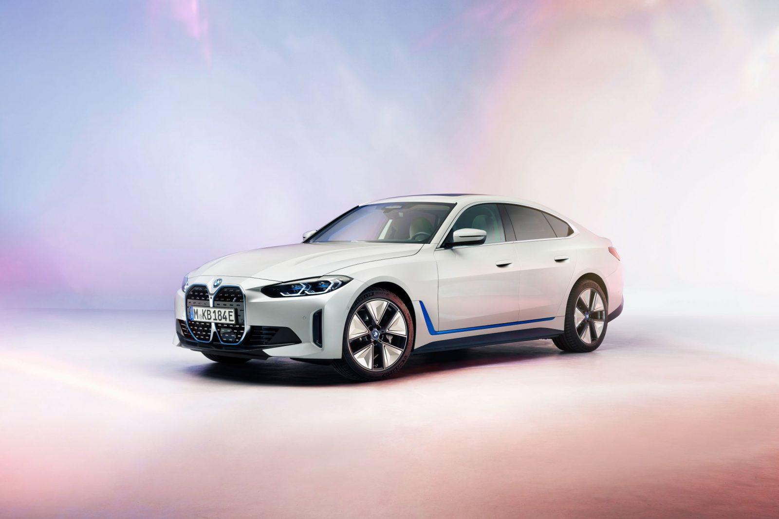 i4 M50 BMW ix