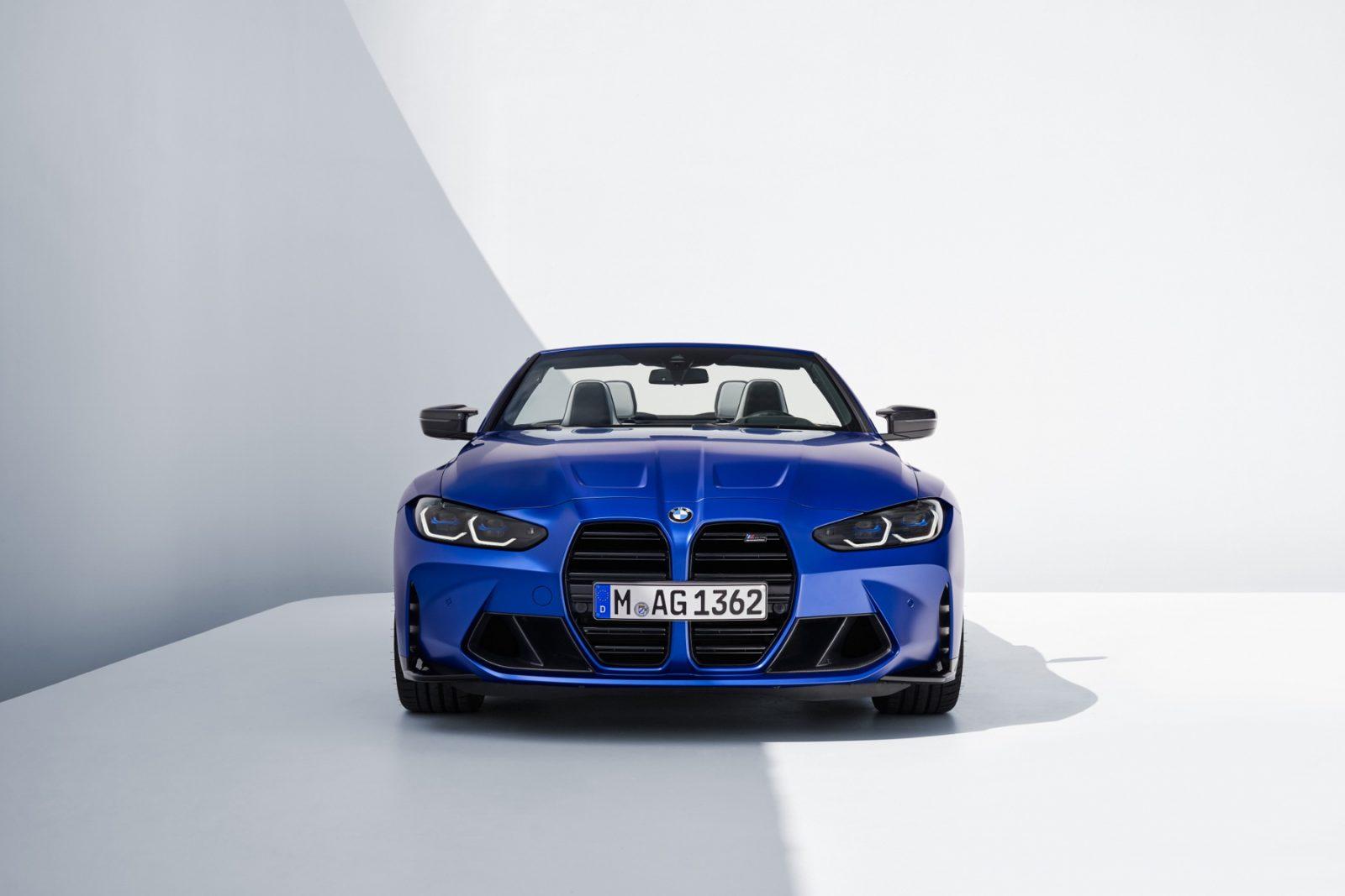 2022 BMW M4 convertible