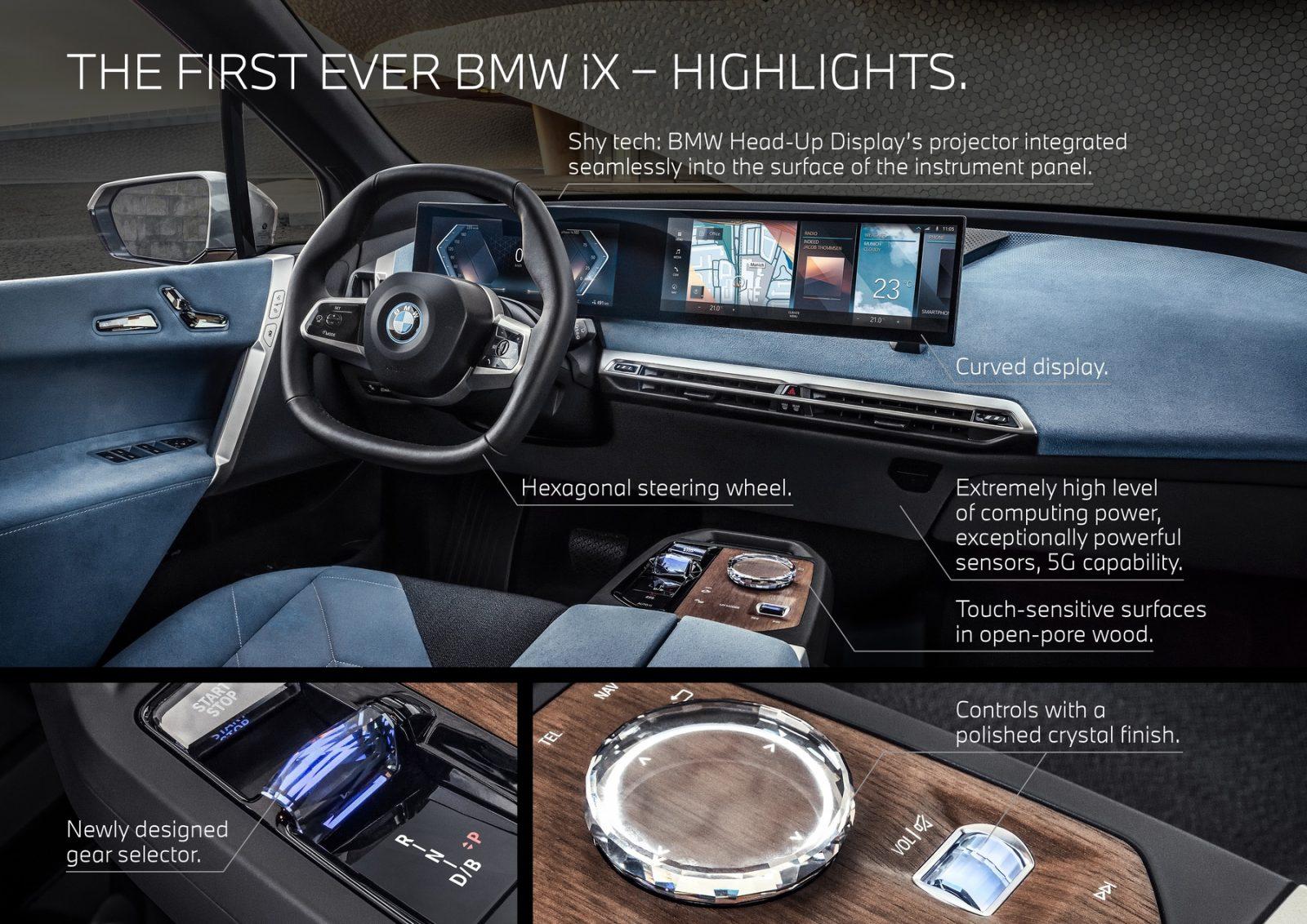 2023 BMW ix eDrive50