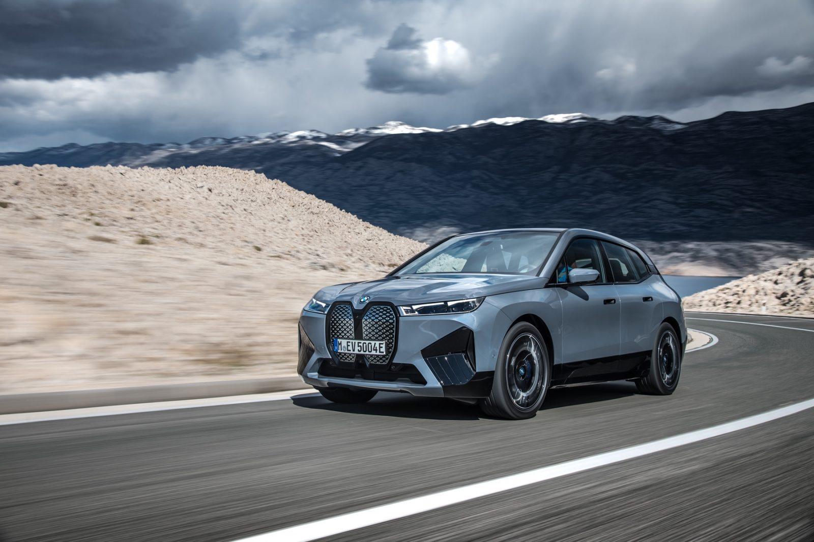 BMW IX 50i Range