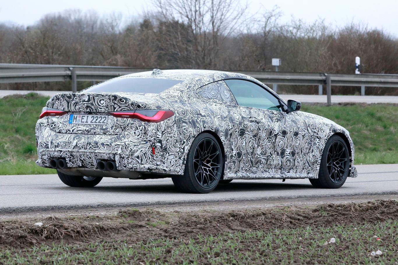 2023 BMW M4 CSL